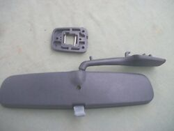 1990and039s Geo Storm Interior Night And Day Mirror Used Part Read Description.