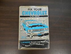 1973-1960 Fix Your Chevrolet Hard Back Book 518