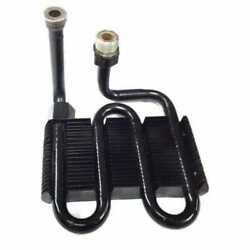 Oil Cooler - Power Steering Compatible With Ford 655c 655c 655c 555c 555c 555c