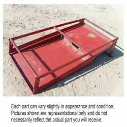 Used Rear Service Ladder Compatible With International 1440 1460 1420 1480