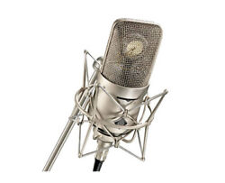 Neumann M149 Tube Mic 9-Pattern Large Diaphragm Condenser Microphone K49 Capsule