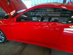 Driver Front Door Electric Windows Coupe Fits 09-16 GENESIS 1488620