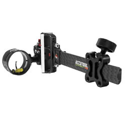 Axcel Accutouch Carbon Pro Sight W/x-31 Scope .019 Rh/lh