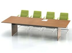 Sven Ambus 2.0m To 5 Meter Boardroom Conference Meeting Table 2000mm To 5000mm