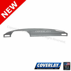 Light Gray Dash Board Cover w/Climate Sensor 16-127LL-LGR -Coverlay