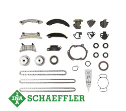 Ina Timing Chain Kit With Gears For Buick Enclave Alloytec Sidi Ly7 Llt 3.6l V6