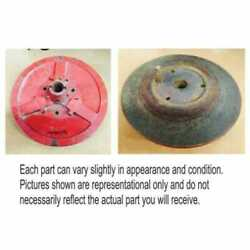 Used Cleaning Fan Driven Pulley Compatible With International 1440 1460 1480