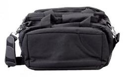 Bulldog Cases Deluxe Range Bag with Strap Black BD910