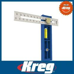 Kreg Kma2900 Measuring Multi Mark Layout Tool With Level And Gauge 6 152mm