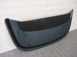 Maserati 4200 Spyder Hood Enclosure Cover Complete Capote Cover Hood 980002009