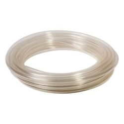 Soft Clear Metric Pvc Tube For Chemicals Inner Dia 10 Mm Outer Dia 14 Mm 100ft