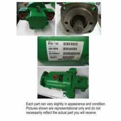 Used Hydrostatic Drive Motor Compatible With John Deere S670 S670 S660 S660