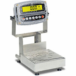 Detecto Ca8-30w-190 Admiral Washdown Bench Scale With 190 Indicator