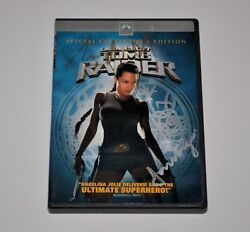 Tomb Raider Dvd Signed By Angelina Jolie And Jon Voight Autograph Rare