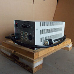 Powervar Abc3800-2s 1ph Power Conditioner 208/240 In 120/240v Out 60hz 15.8a - N