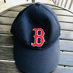 Boston Red Sox MLB Kid's Blue Cap Hat Adjustable Baseball Youth Team MLB