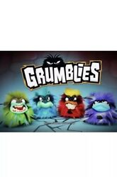 Grumblies Complete Set Hydro Scorch Bolt Tremor In-hand