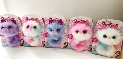 Set Of 5 Pomsies Nib Hot Holiday Toy Meow