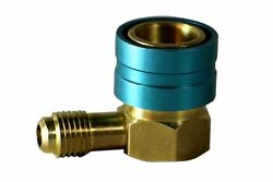 R1234YF, 1234yf, R-1234yf, YF, Automotive Low Side Coupler to R134A #3625