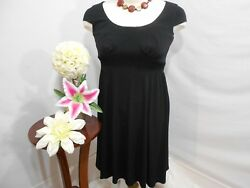 *NWT!~Laundry by Design~Black~8~Including Necklace~New $200