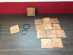 Ford Gpw Jeep Mb M38a1 Willys M38 .020 Piston Ring Set Nos Ford 918