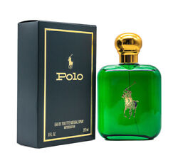 Polo Green By 8 / 8.0 Oz Edt Cologne For Men New In Box