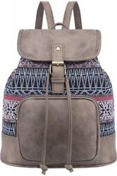 Fashion Small Purse Backpack Lightweight for Women & Teen Girls Colorful Beauty