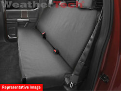 Weathertech Bench Seat Protector In Charcoal De2010ch For Trucks Cars Suvs