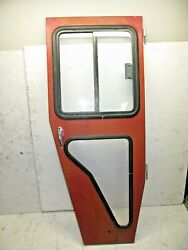 1988 Kawasaki Mule 1000 Curtis Cab Left Drivers Side Hard Door With Glass