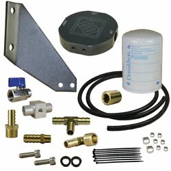 Bd-power Coolant Filter Kit For 03-07 Ford Super Duty/excursion 6.0l Powerstroke