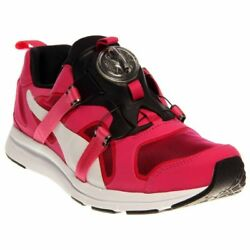 Puma Future Disc HST Mesh  Casual Running Road Shoes Pink Mens - Size 13 M