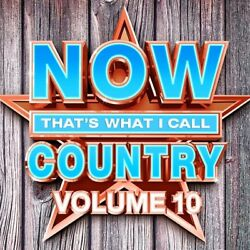 NOW That#x27;s What I Call Country Vol. 10 by Various Artists CD Jun 2017 NEW