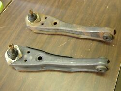 Nos Oem Ford 1971 1972 1973 Mustang Cougar Lower Control Arms + Granada Monarch