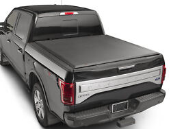 Weathertech Roll Up Bed Truck Cover For 2017-2021 Nissan Titan Crew Cab