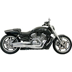Bassani Road Rage II B1 Pwr 2-1 Sys. for 12 H-D 10th Anni. Edition-VRSCDX-ANN