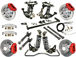 RIDETECH COILOVERARM SYSTEM & WILWOOD DISC BRAKE KIT12