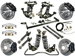 RIDETECH COILOVERARM SYSTEM & WILWOOD DISC BRAKE KIT13