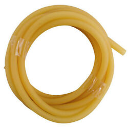 Soft Pvc Plastic Tubing Fuel/lubricants - Inner Dia 3/4 Outer Dia 1 50 Ft