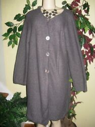 Coldwater Creek Duster Long Sweater Cardigan Jacket Womenand039s Winter Fall M L Xl