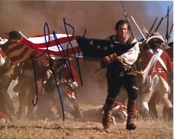 Mel Gibson Signed Autographed The Patriot Benjamin Martin Photo