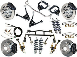 RIDETECH COILOVER & 4-LINK SYSTEM & WILWOOD DISC BRAKE KIT12