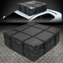 Suv Car Roof Top Rack Soft-sided Water/dirt Resistant Luggage Travel Storage Bag
