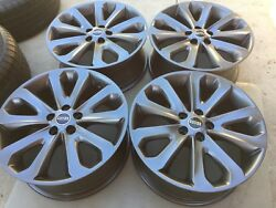20 New Gunmetal Factory Oem Range Rover Sport Full Size Hse Supercharged Wheels