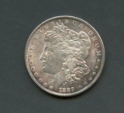 United States 1889 Morgan Dollar Selling As Shown You Do The Grading Have Fun