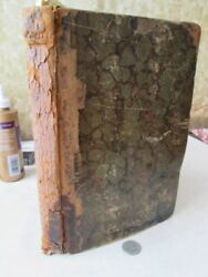 Bound Periodical,family Magazine,weekly Abstract Knowledge,apr.1834-mar.1835