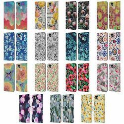 Official Micklyn Le Feuvre Florals 2 Leather Book Case For Asus Zenfone Phones