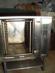 Used Bki Vs 2.10 Convection Combi Steamer Oven With Advanced Cook/bake Tech.