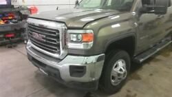 Front Clip Without Fog Lamps Fits 15 SIERRA 2500 PICKUP 1937522