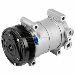 OEM Delphi HT6 AC Compressor & AC Clutch Fits Chevy GMC Cadillac & Olds Truck