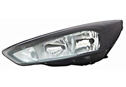 Headlight Right Black Led For Ford Focus Iii Saloon Turnier 2010- 1866231